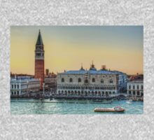 Early Evening Light in Piazza San Marco T-Shirt