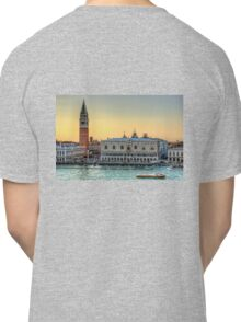 Early Evening Light in Piazza San Marco Classic T-Shirt
