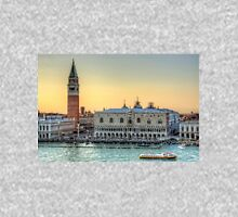 Early Evening Light in Piazza San Marco Zipped Hoodie