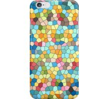 Polygon Colorful Pattern iPhone Case/Skin