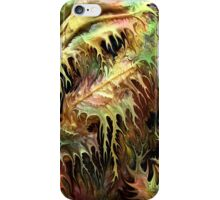 Prehistoric forest by rafi talby iPhone Case/Skin