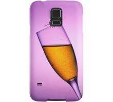 Fishing On A Cup Of Champange Samsung Galaxy Case/Skin
