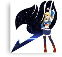 Lucy Fairy Tail 6 Canvas Print