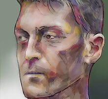 Mesut Ozil  by ArsenalArtz