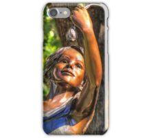 Always a Flower Girl iPhone Case/Skin