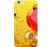Boating Around A Red Cup iPhone Case/Skin