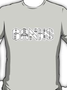 Banks Singer T-Shirt