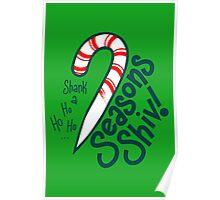 Season's Shiv Poster