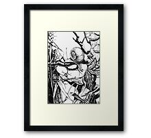 Alice's Dream pt 3 Framed Print