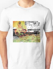 pixelation  T-Shirt