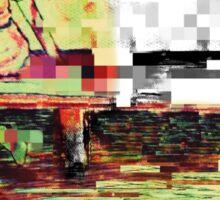 pixelation  Sticker