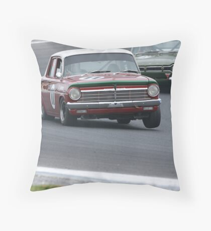 Tip Toe Throw Pillow