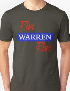 Run Warren Run T-Shirt