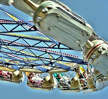 Carnival ride by K.D. Hemi