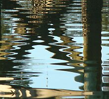 under the dock by lowcountrypen