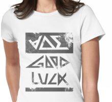 BEAST - GOOD LUCK Womens Fitted T-Shirt