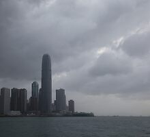 Hong, Kong by franceslewis