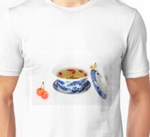 Making Longjing Tea traditional chinese culture  Unisex T-Shirt
