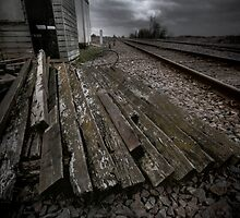 End of the line by philge123
