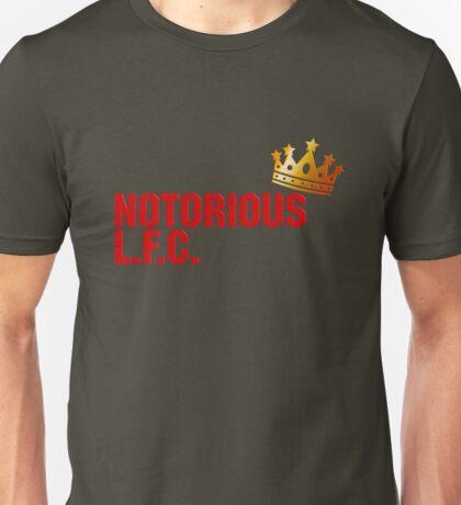 Notorious L.F.C. Unisex T-Shirt