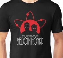 The Adventures of Sheldon & Leonard Unisex T-Shirt