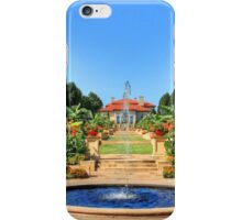 Philbrook Art Museum Southside 2014 iPhone Case/Skin