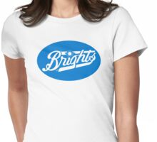 SHINE BRIGHT by Tai's Tees Womens Fitted T-Shirt
