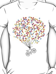 Bike & Balloons T-Shirt
