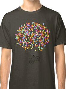 Bike & Balloons Classic T-Shirt