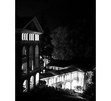 Spa at Night Photographic Print