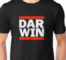 DAR-WINNING wht by Tai's Tees Unisex T-Shirt