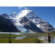 Mt. Robson C Photographic Print