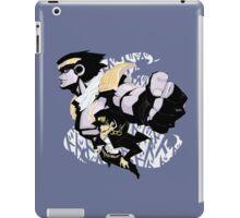 Jotaro and Star Platinum iPad Case/Skin