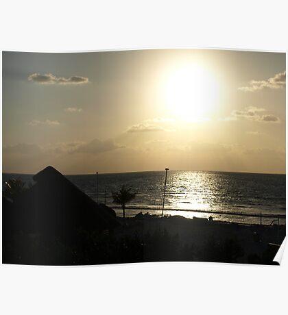 sunrising Poster