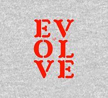 EVOLVE by Tai's Tees Zipped Hoodie