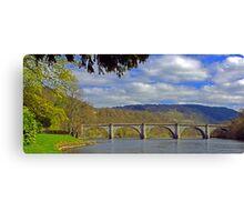 Dunkeld Bridge Canvas Print