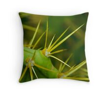 Pirckly Pear Throw Pillow