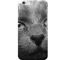 The Stare iPhone Case/Skin