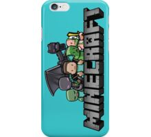 minecraft 2 iPhone Case/Skin