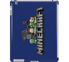 minecraft 2 iPad Case/Skin