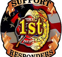 Support 1st Responders by woodywhip