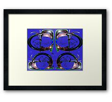 Lord of the Rings Framed Print