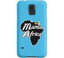 MAMA AFRICA Samsung Galaxy Case/Skin