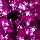 Purple Christmas by lisa1970