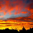 NZ Skyscapes by John Brotheridge