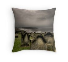 Resting Place With A View Throw Pillow
