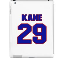 National baseball player Tom Kane jersey 29 iPad Case/Skin