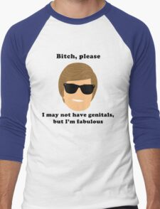 Fabulous Ken Men's Baseball ¾ T-Shirt