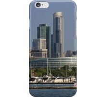 Chicago Soldier Field iPhone Case/Skin