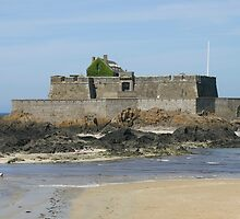 THE FORT, ST MALO, BRITTANY,FRANCE by karo